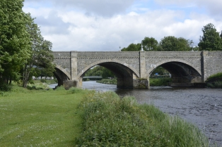 Bridge over the Tweed