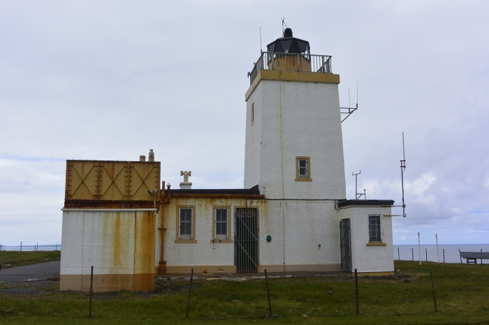 Esha Ness Lighthouse