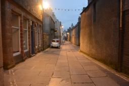 Kirkwall by night
