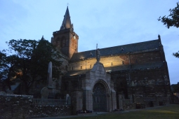St Magnus by night
