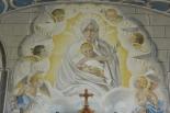 Italian Chapel altarpiece