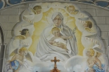 Italian Chapel altarpiece