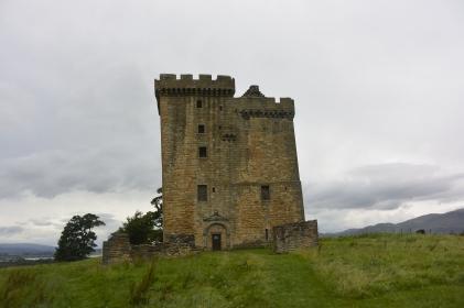 Clackmannan Tower