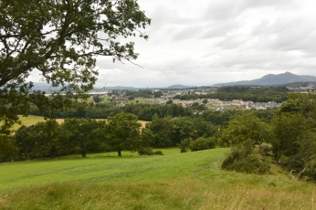 View of Alloa