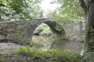 Bridge over the burn