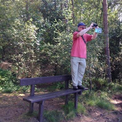 Photographing Loch Lomond