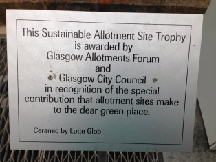 Glasgow Allotment Forum