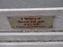 In memory of Ronnie Johnson