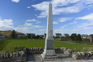 Bettyhill War Memorial