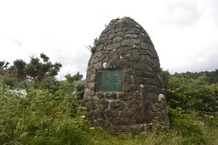 Monument to Alexander Cameron