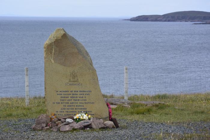Arctic Convoy Memorial