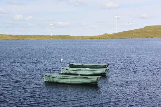 Lochgoin Reservoir