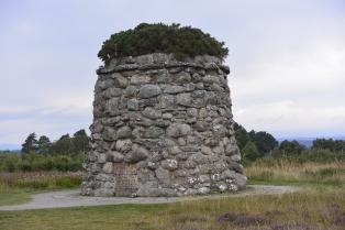 Culloden memorial