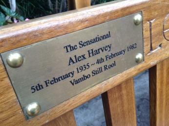 Alex Harvey 1935-1982
