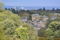 View from Dean Bridge