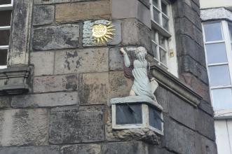 Edinburgh detail