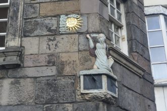 Edinburgh detail