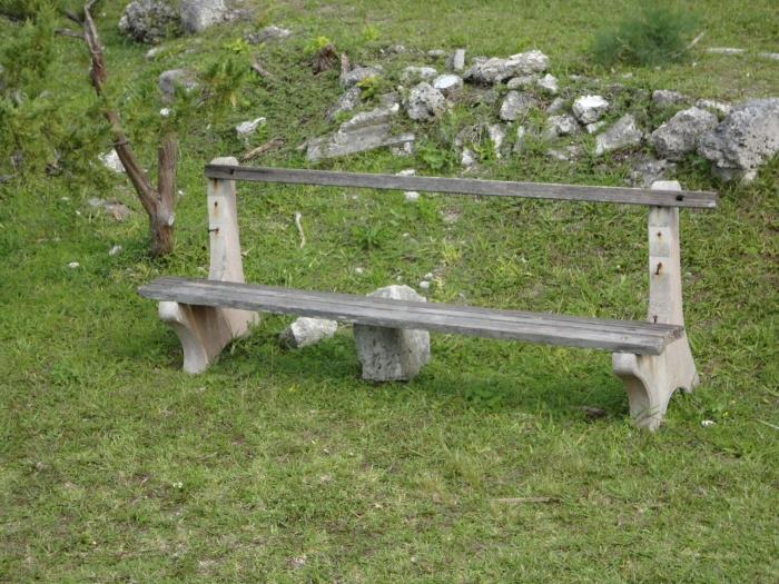 Bermuda Benches