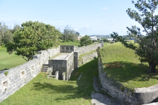 Whale Bay Fort