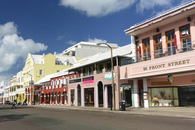 Front Street, City of Hamilton