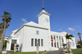 City Hall and Arts Centre