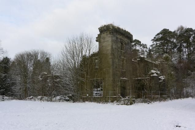 Craigend Castle