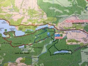 Loch Ard Trails