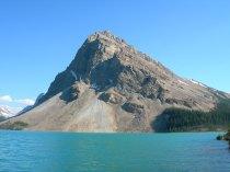 Bow Glacier Falls trail