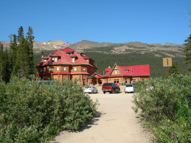 Num-ti-jah Lodge