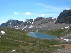 Helen Lake trail
