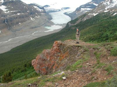 Parker's Ridge trail