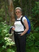 Hiking near Emerald Lake