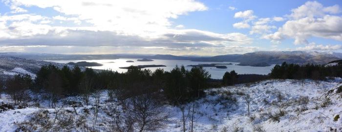 Loch Lomond from Cashel
