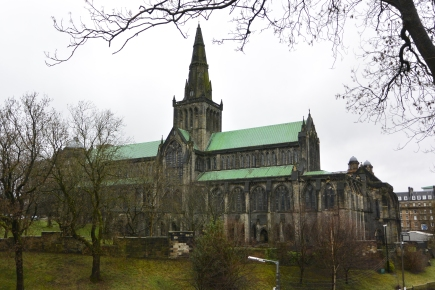St Mungo's Cathedral
