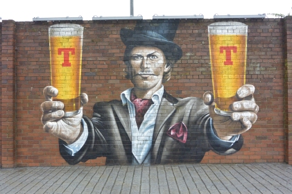 Tennent's Brewery