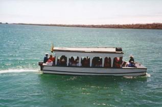 Baltra ferry