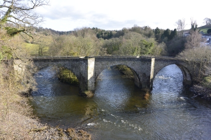 Clydesholm Bridge