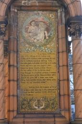 Joanna Baillie Memorial