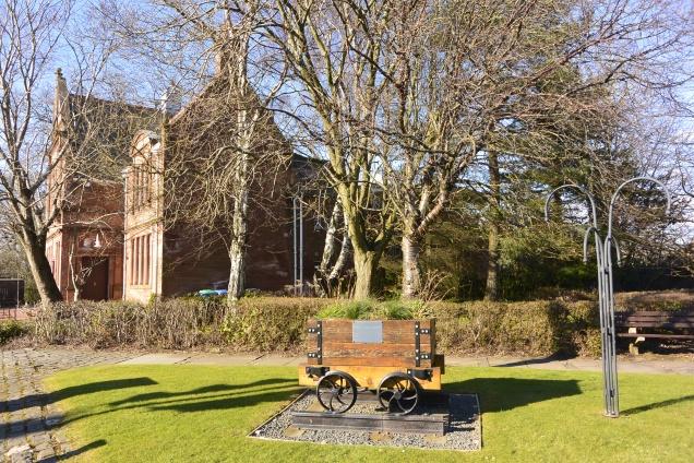 Miners Memorial, Bothwell