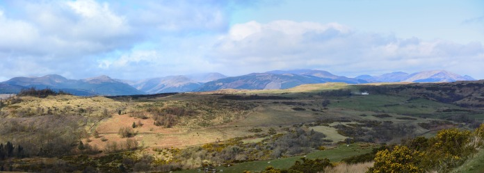 View from Greenock Cut