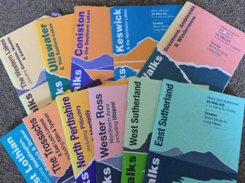 Hallewell's Pocket Walking Guides