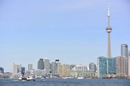 Toronto Islands ferry