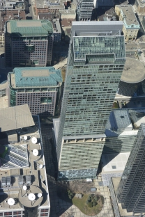 View from CN Tower