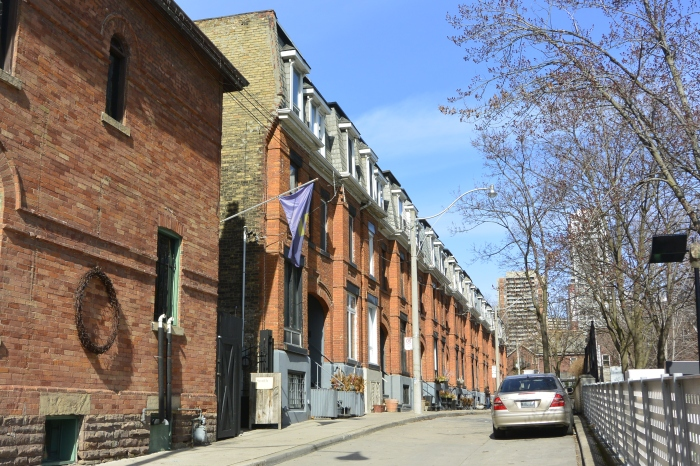 Monteith Street, Toronto