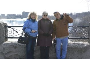 Birgit, Anabel, Michael