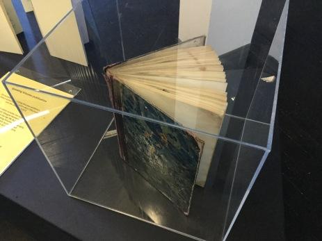 Speaking Volumes - 18C commonplace book