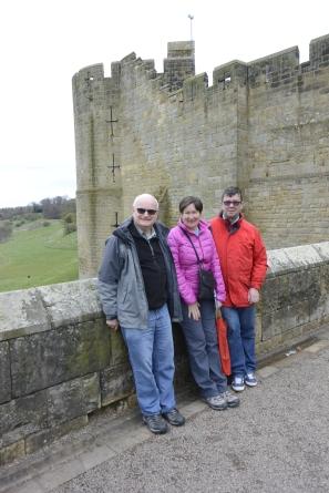 John, Valerie and Kenn