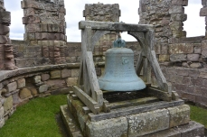 Bell from castle clock