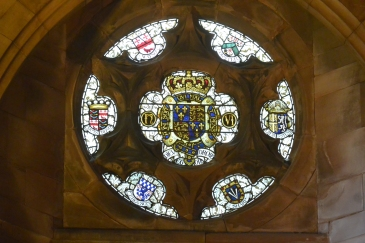King's Hall window