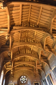 King's Hall ceiling